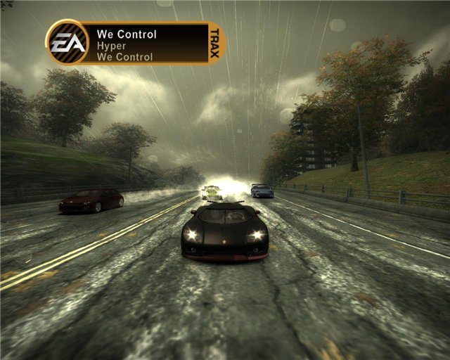 Скриншот из игры Need For Speed: Most Wanted - Dangerous Turn 2011