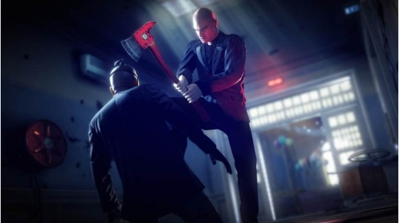 Скриншот из игры Hitman Absolution Professional Edition 2012
