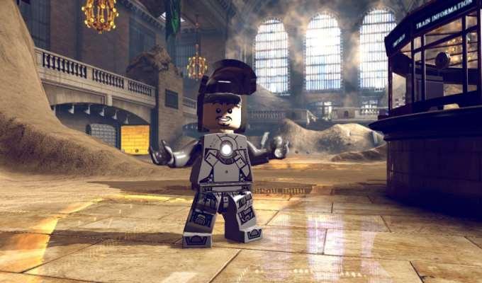 Из игры лего марвел супергерои 2013