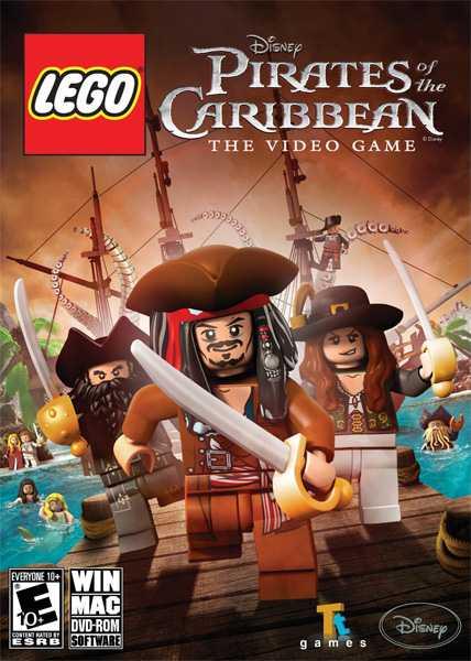 Лего пираты карибского моря 2011